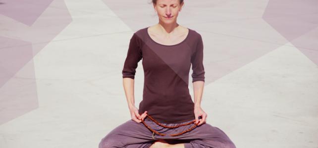 Zenové sedenie je ako zrkadlo mysle